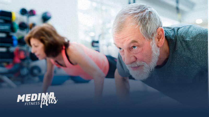 A importância da prática de exercícios para o envelhecimento saudável
