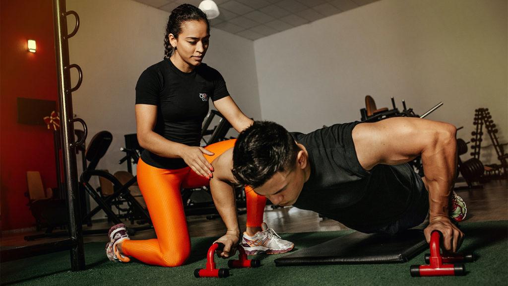 O que o Personal Trainer faz?