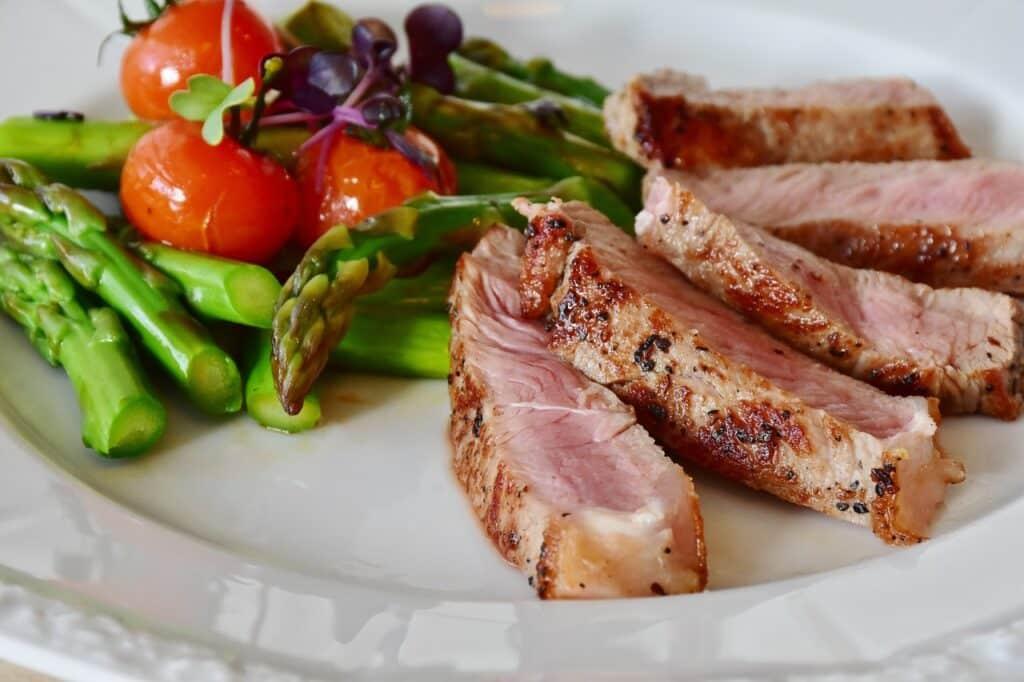 prato saudável para emagrecer com saúde